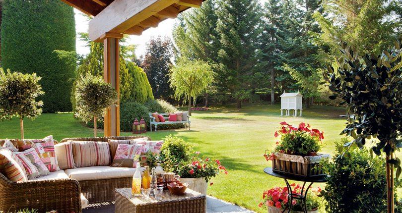Jardin sostenible características